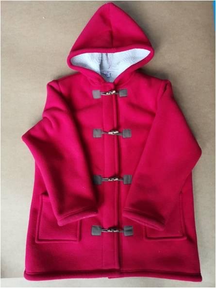 Ladies Sherpa Fleece Jacket