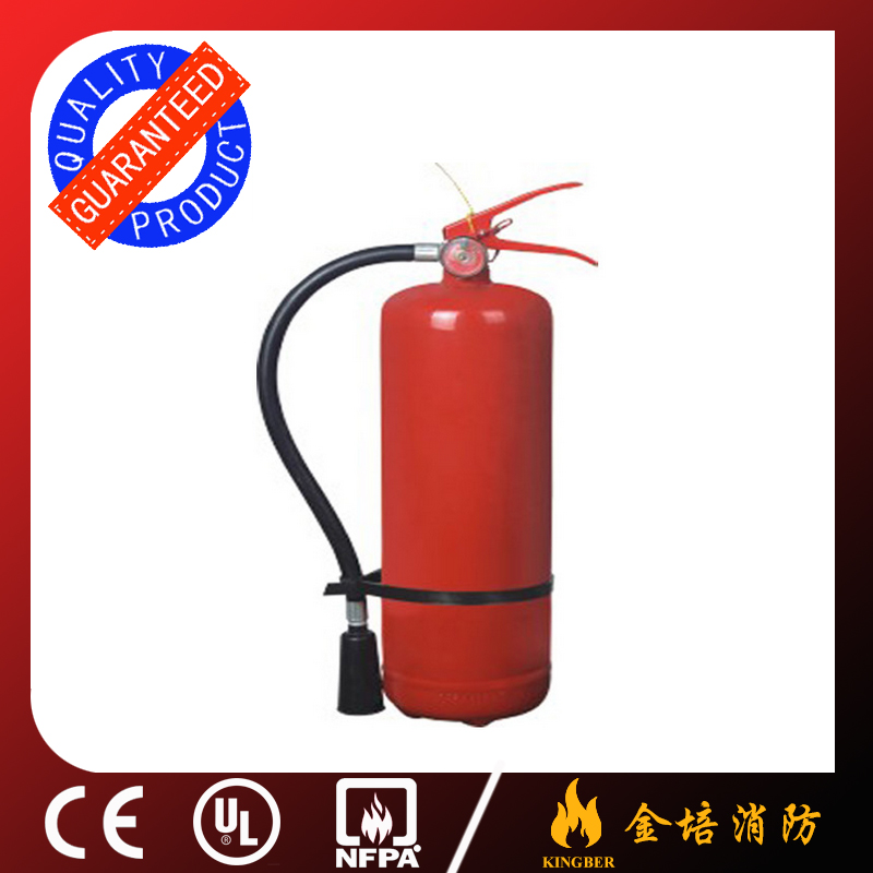 4.5KG Portable Cold-Roll Steel ABC40 Dry Powder Fire Extinguisher for Kitchen Using with ISO