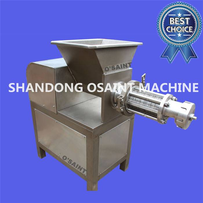 chicken meat bone separator deboner machine TLY500