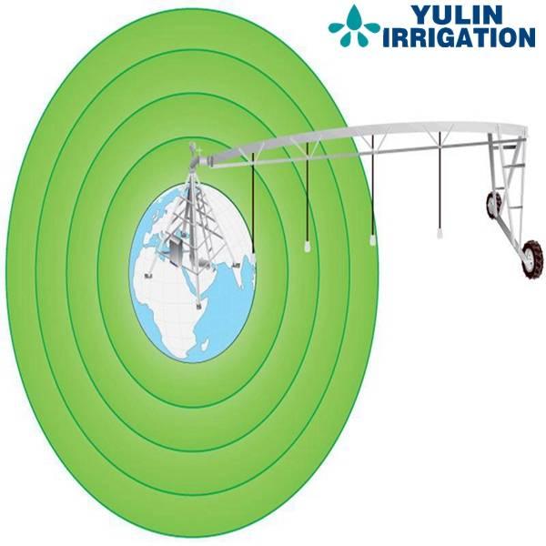 2015 New Agricultural Irrigation System/Sprinkler Irrigation machine