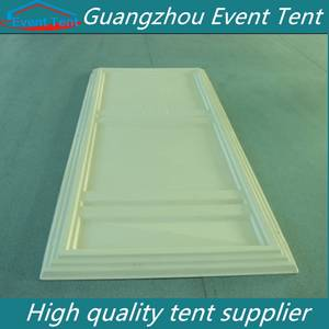 Warehouse Tent with ABS Solid Wall