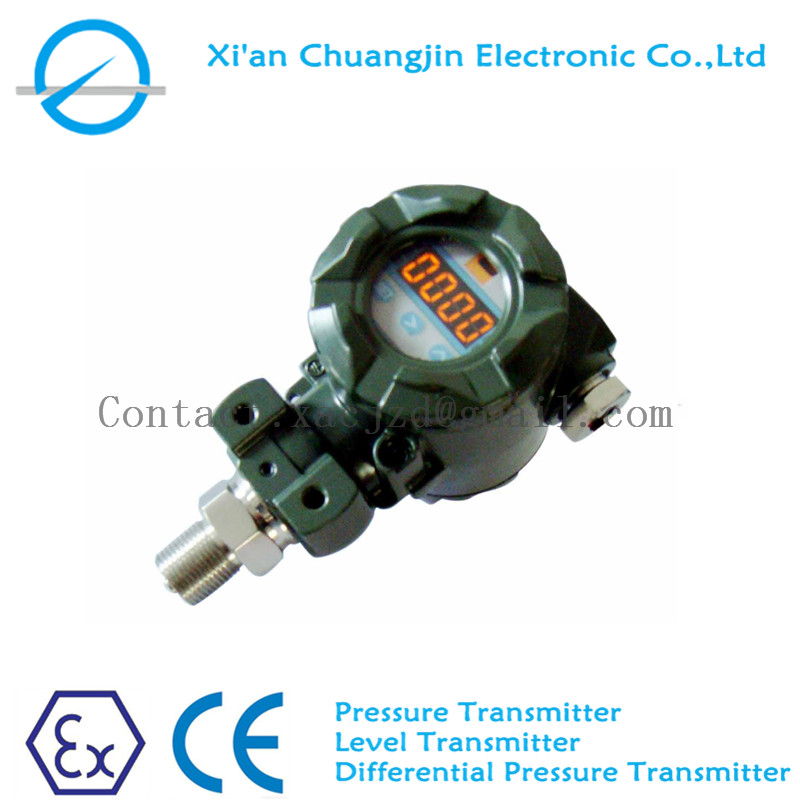 DBPZ93420II Industrial HART Protocol Pressure Transmitter with LED Displayer