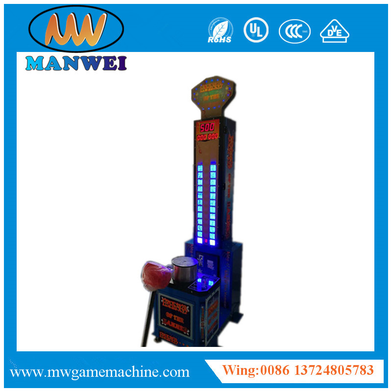 Aracde Machine Game machine King of The Hammer for Hercules Boxing Games Machine