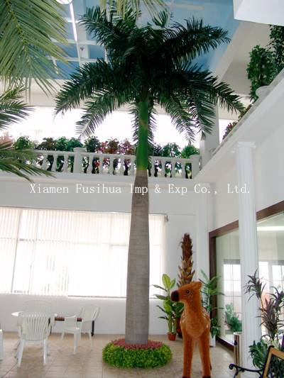 Big Artificial Outdoor Palm Trees