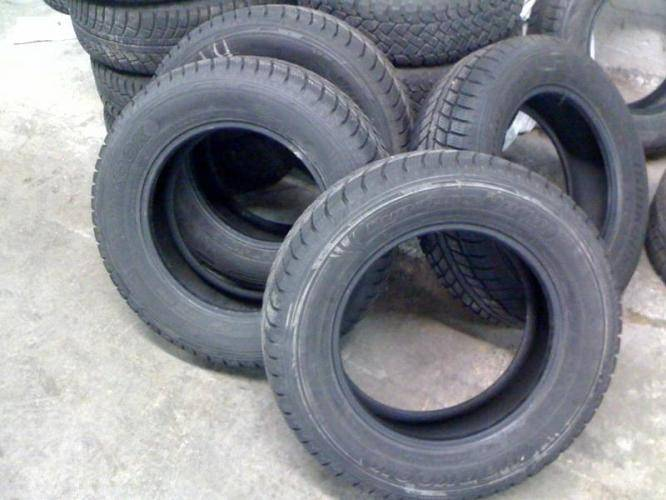 used and new tyres