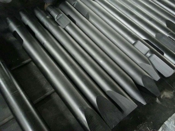 Komatsu hydraulic breaker hammer chisel for JTHB50,JTHB100,JTHB230