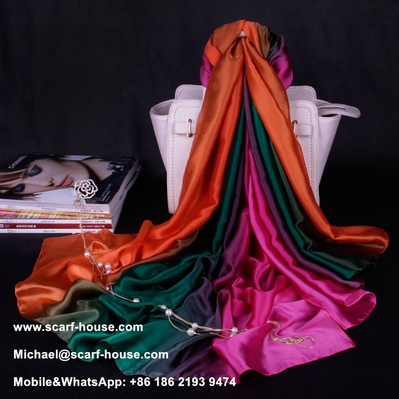 Fashion Silk Scarf