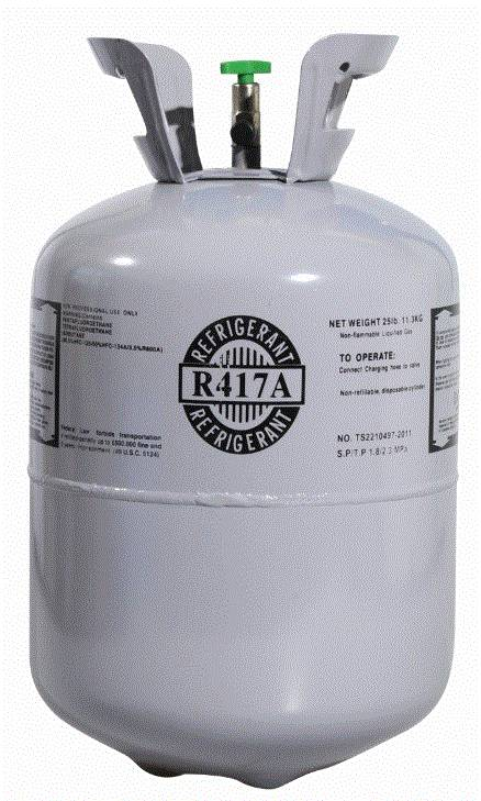 R417A Refrigerant Gas with High Purity