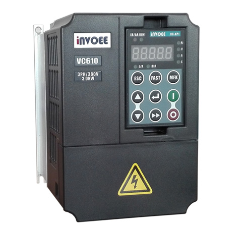 VC610 3.0kw 3PH Vector Spindle CNC Inverter