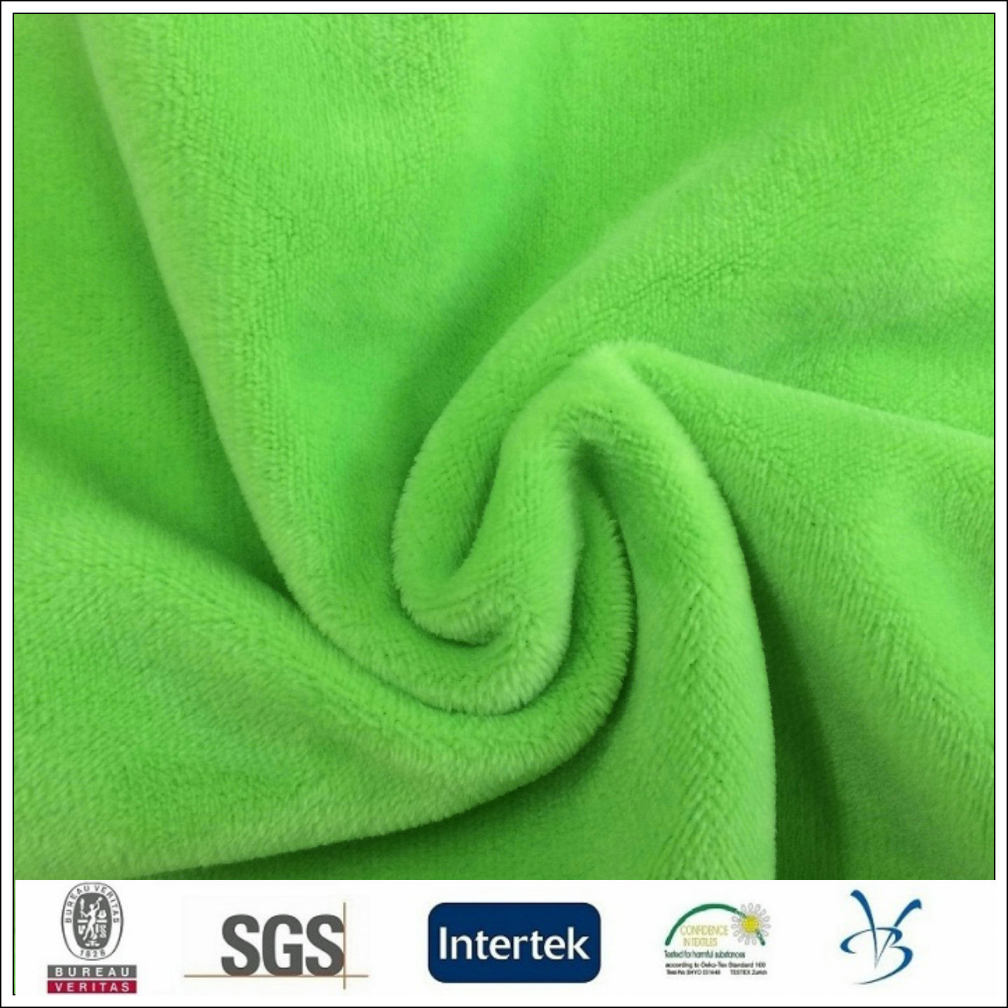 100 polyester microfiber soft velvet fabric for sofa chair cushion cover