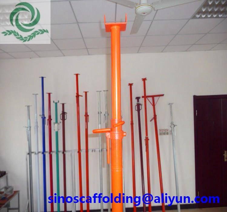Adjustable Scaffolding Prop Jack Steel Prop