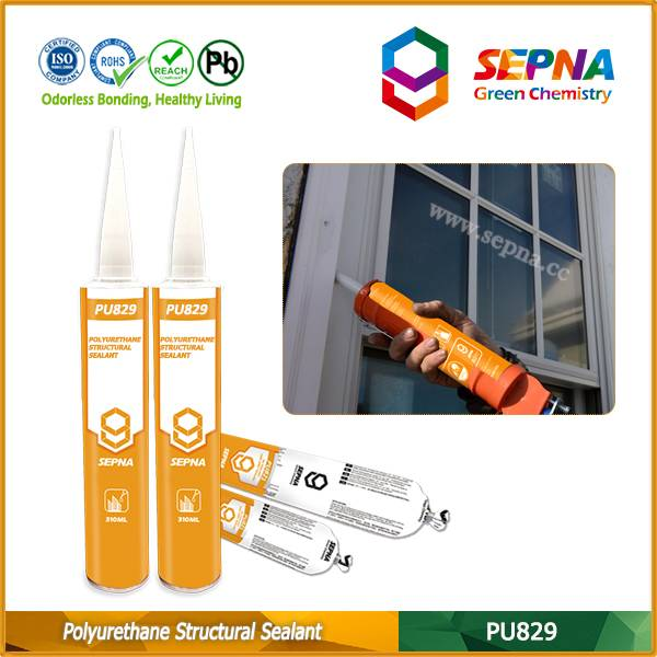 One Component Polyurethane Structural Sealant PU829