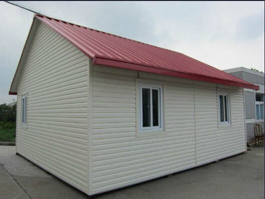 Prefabricated Light Steel Structure Mountable Flat Residential Unit
