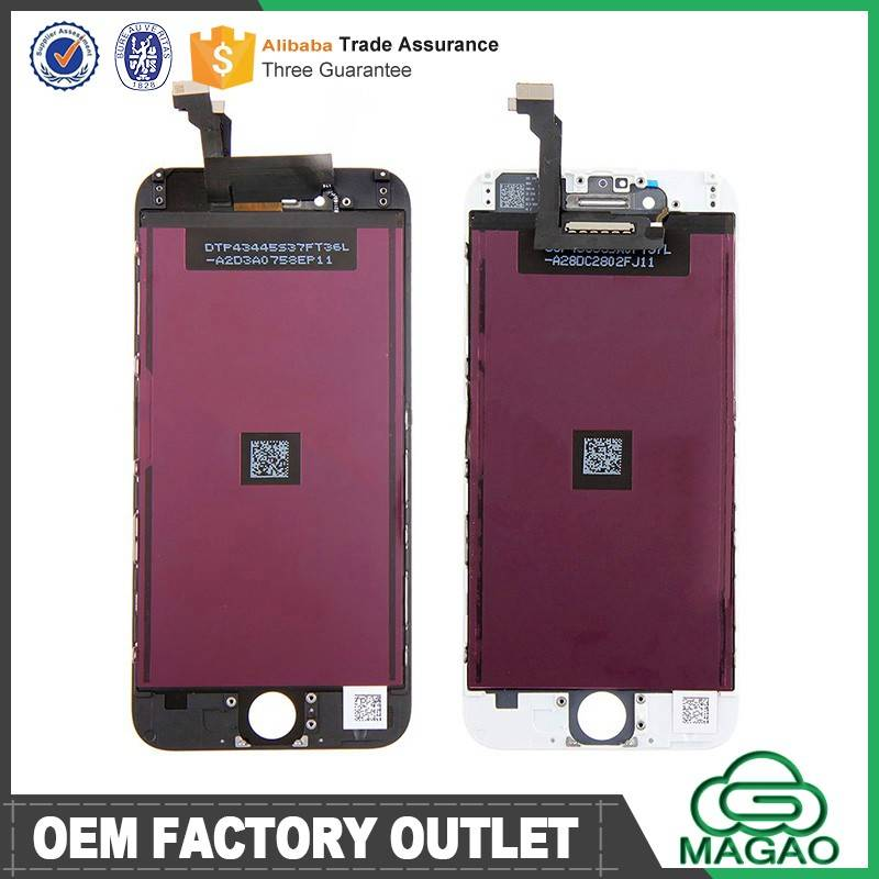 grade AAA repair parts display LCD asssembly for iPhone 6S
