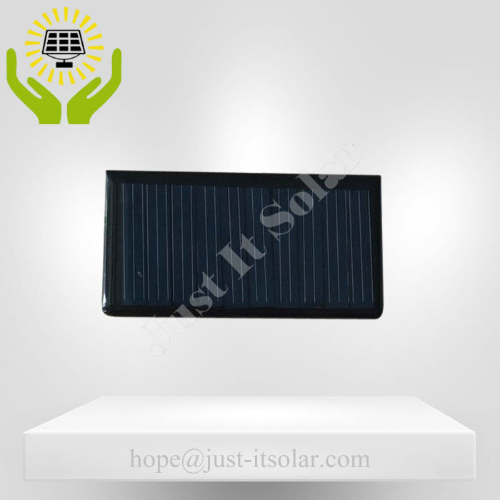 5V 50mA 0.25W Epoxy Resin Mini Solar Cell
