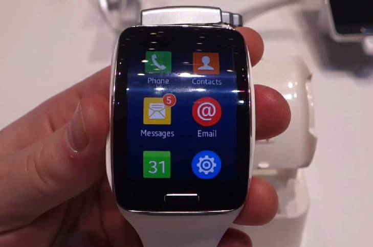 Sell All New Galaxy Gear-S 3G Watch