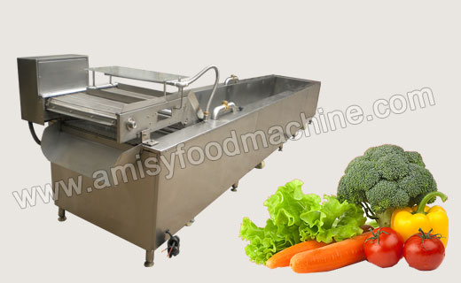 Water Bubble Vegetable Washing Machine