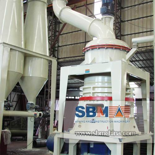 SCM Grinding Mill