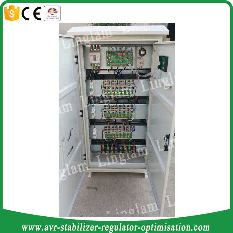 voltage optimizer kva