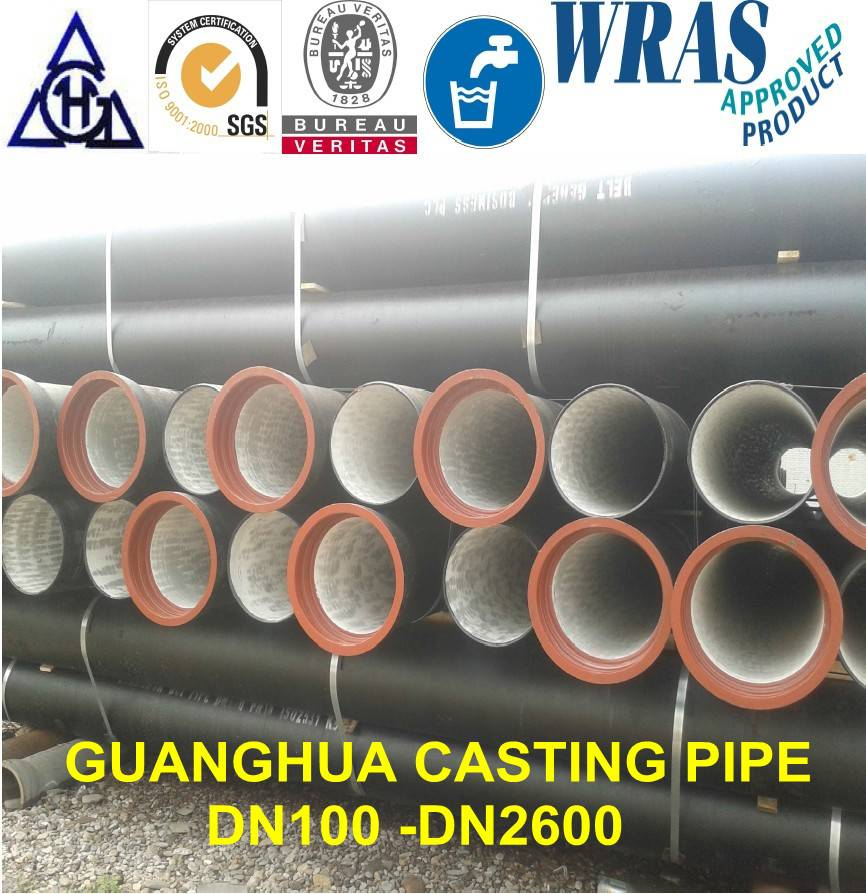 iso2531 dci pipe