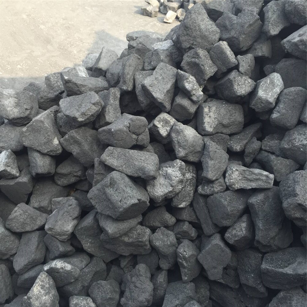low sulfur metallurgical coke