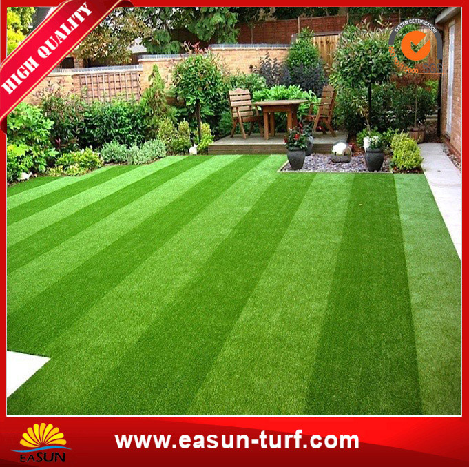35mm Landscaping Green Artificial Turf for Garden-MY