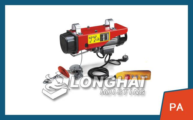 electric hoist for Frying machine   small electric hoist   220V voltage electric hoist