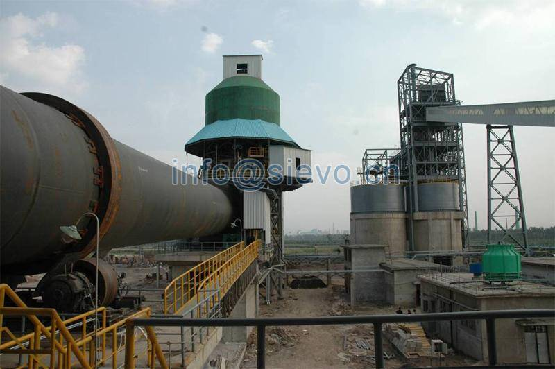 Rotary Kiln/Lime Kiln Manufacturers/Active Lime Production Line