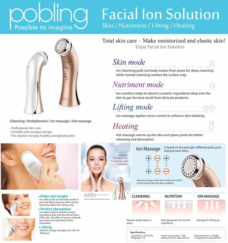 Facial Ion Solution
