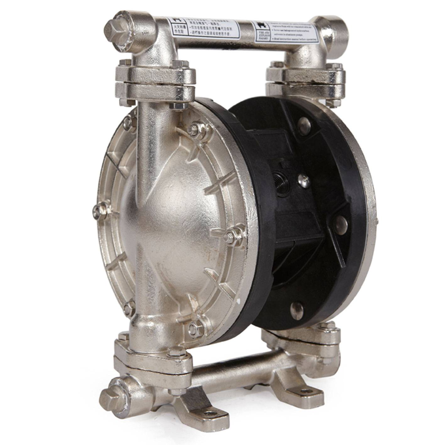 QBY3- 10/15 Cast Steel Air Operated Diaphragm Pump