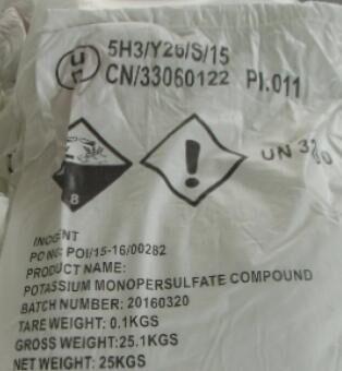 potassium monopersulfate, oxone,