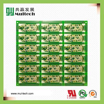 Double side fast pcb_express pcb board_lead time as fast as:6 hours