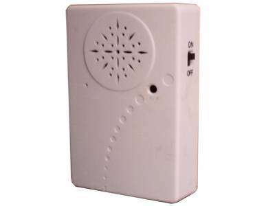 Motion sensor  voice recorder