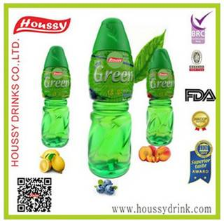 2016 Hot Brand HOUSSY 100% Healthy Blueberry Flavor Green Tea Drink