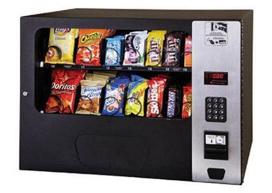 Hot Sale Popular Snack Vending Machine in Hotel