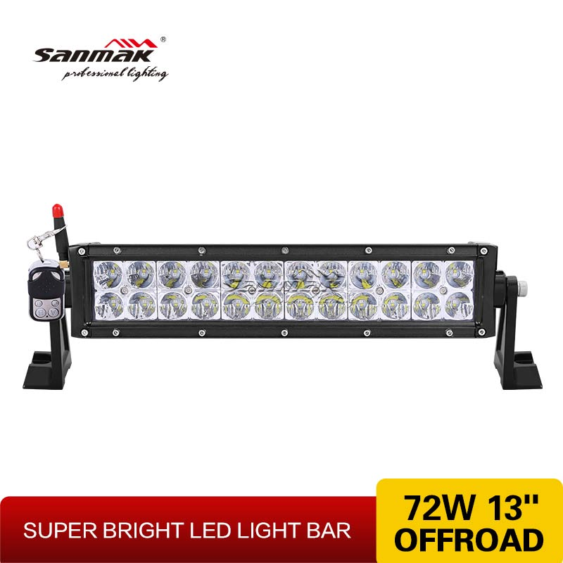 remote control LED light bar