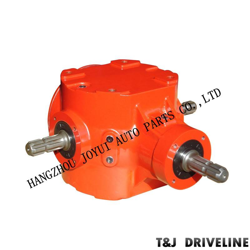 Worm Gearbox, Agriculture Gearbox for Tractor parts