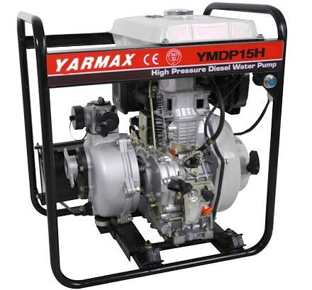 1.5 Inch High Pressure Diesel Water Pump