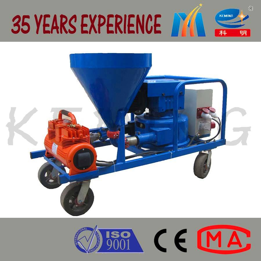 Automatic Mortar Plastering Machine