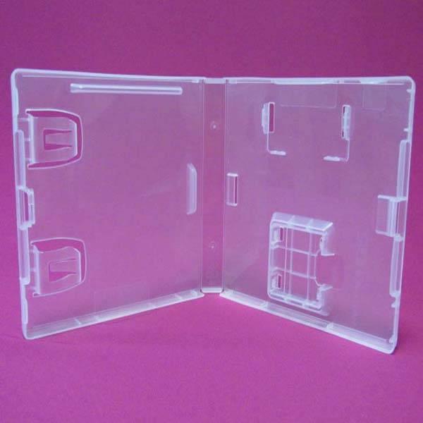 plastic Nintendo DS game card case