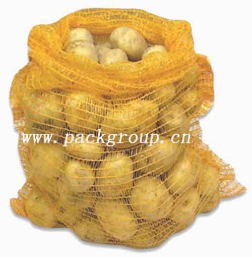 raschel knitted bags