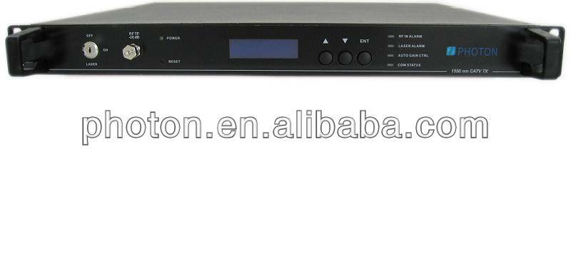 1550mn External Modulated Optical Transmitter