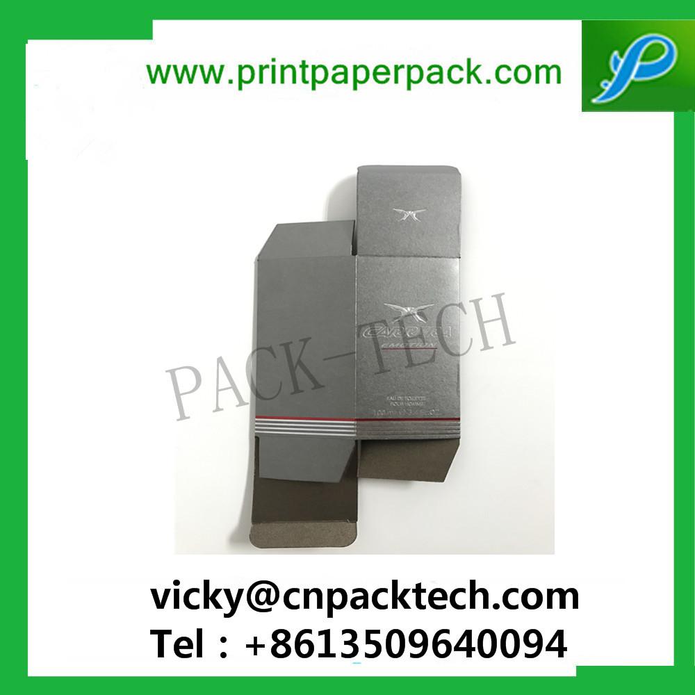 Custom Premium Matte Color Lotion Box Cosmetic Boxes Carton Packaging for Cream/Mascara/Eyeshadow Vi