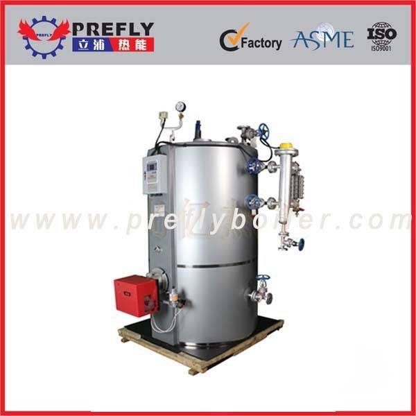 Vertival Oil(Gas) Steam Biler