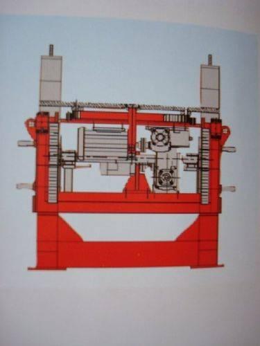 (Adjustable) Tilting welding positioner(Capacity:1-50T)