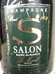 Salon Champagne Brut Blanc de Blancs