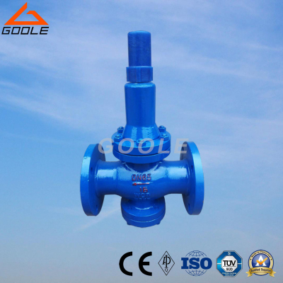 Y42x Direct action piston type pressure reducing valve