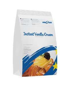 Powder premixes - Instant vanilla cream