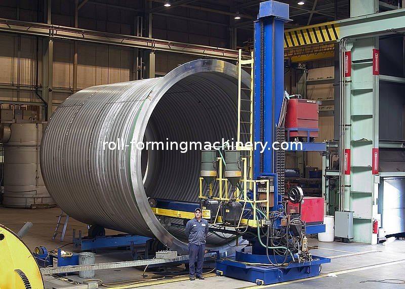 Welding Manipulator Arc Welding Machine For Tank And Big Pipe