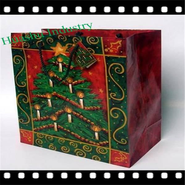 ChristmasHandmade Printing Cost Production Paper Bag